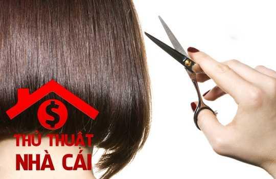 Nằm mơ thấy cắt tóc là điềm gì