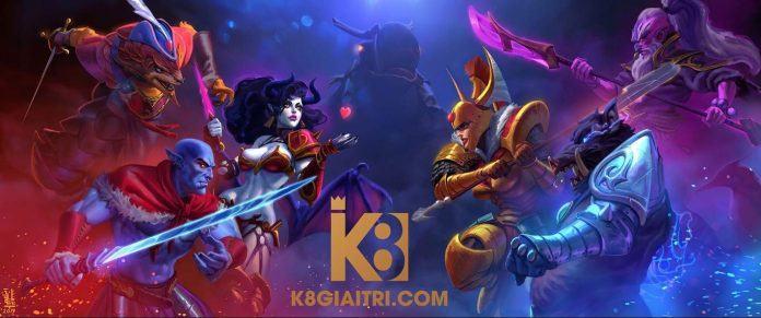 K8 nợ 100 triệu game thủ DOTA2