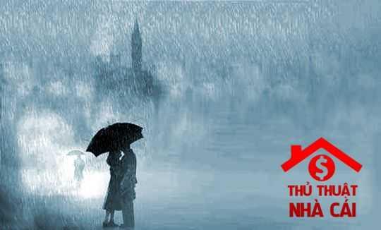 Mơ thấy mưa là điềm gì? Giải thích giấc mơ thấy cơn mưa to
