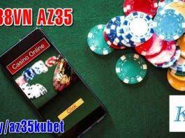 KU88VN AZ35: Đại lý mới nổi với thông tin hô thắng cho khách hàng
