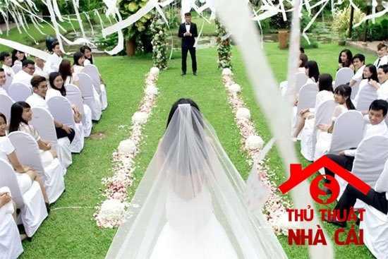 Mơ thấy đám cưới là điềm gì? Giải thích giấc mơ thấy đám cưới